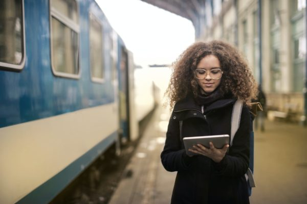 incorporate language learning schedule into your commute