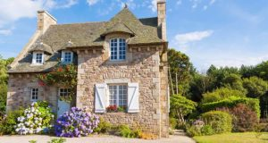 What's a typical French home like?