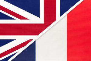 french vs english