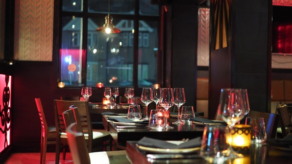 French restaurant and dining experience