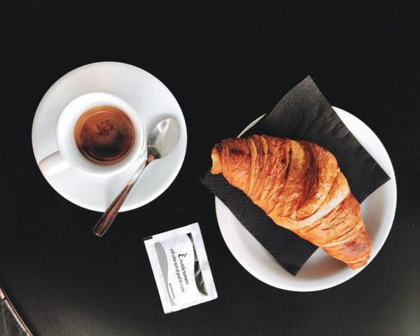 French breakfast is important in food culture
