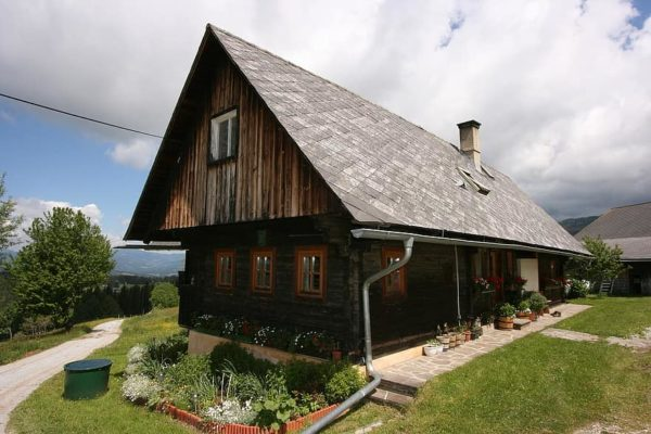 This is a traditional German house