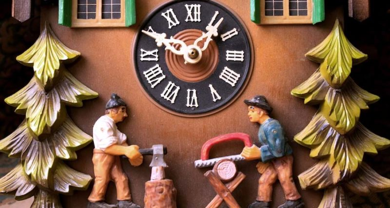 learn how to tell the time in German