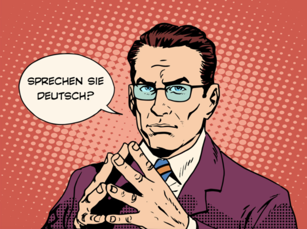 The best way to learn German is with lots of practice