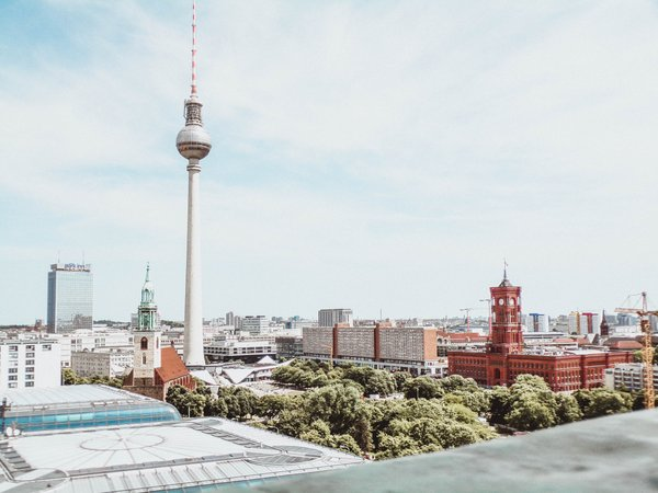 Berlin is the capital of Germany