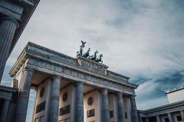 german statue