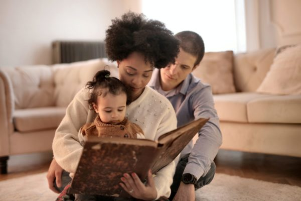 your fluency isn't a factor in how to raise a bilingual child