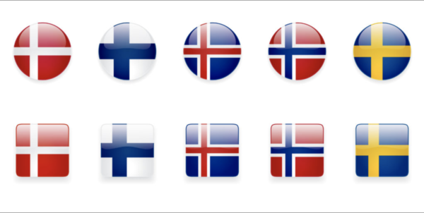 Which is the easiest Nordic language