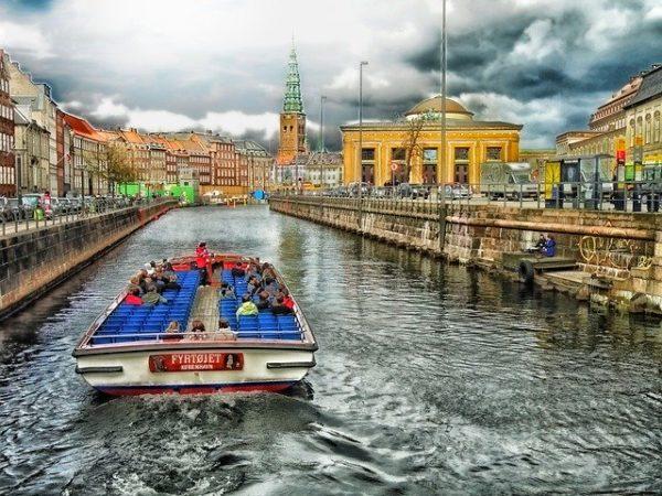 Denmark has a very high quality of life