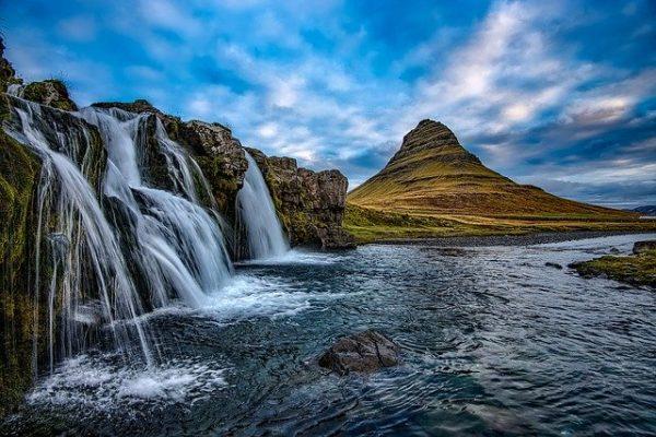 Iceland is where they speak Icelandic