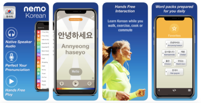 learn korean well with nemo