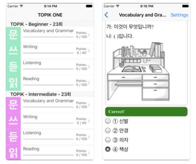 reach korean fluency with topik one