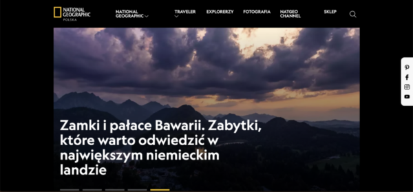 National Geographic in Polish