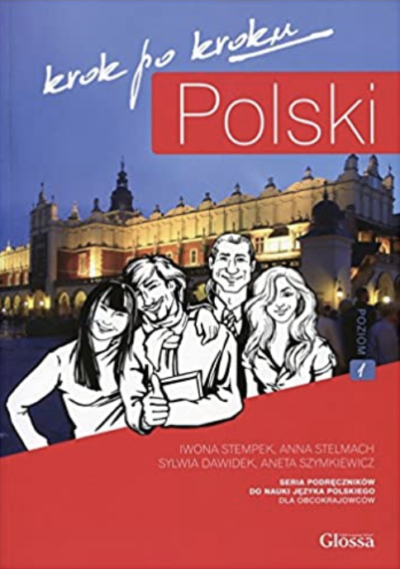 Even if you learn Polish online, textbooks are a great resource