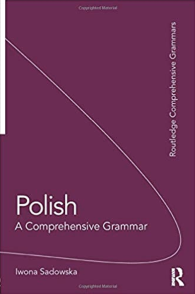 Polish grammar books