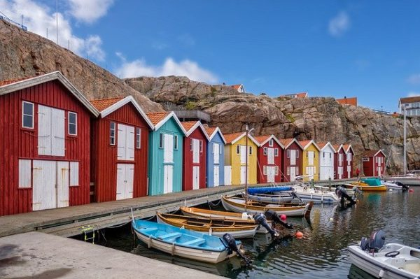 Learn Swedish to travel to Sweden easily