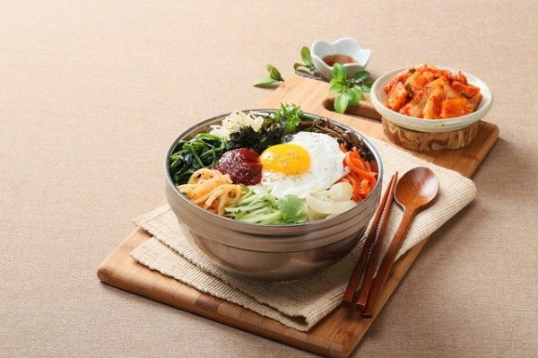 korean culture and food