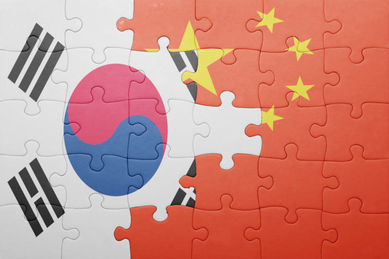 Can a Person Learn Chinese and Korean at the Same Time? | OptiLingo