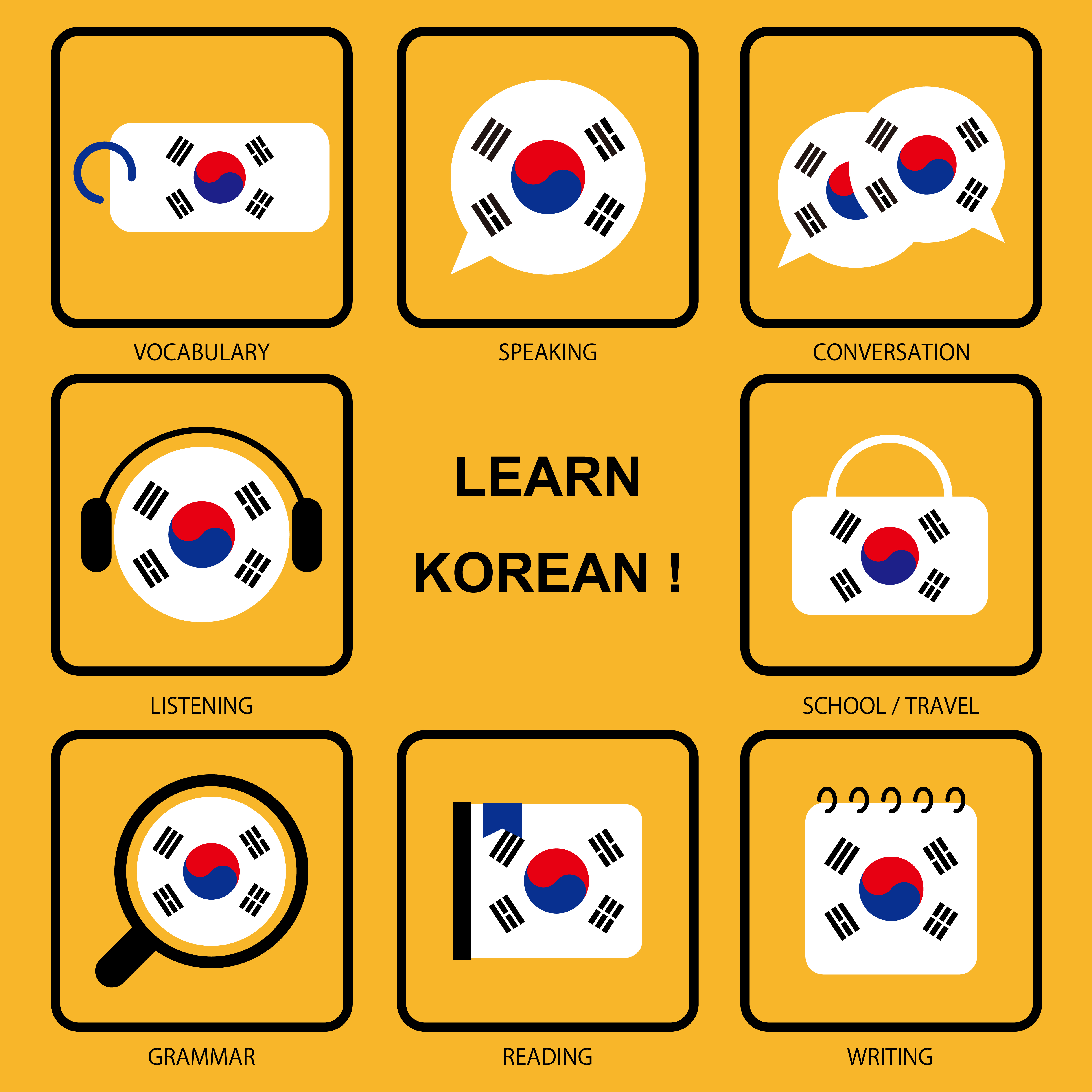 The Best Korean Learning Sources in 2019 | OptiLingo