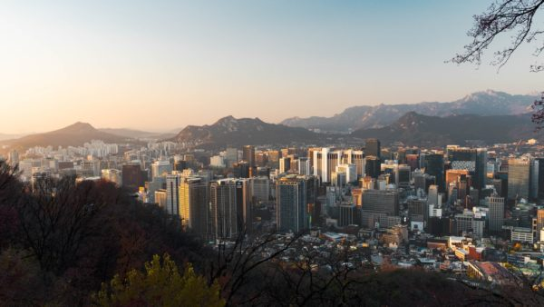 why learn korean city life