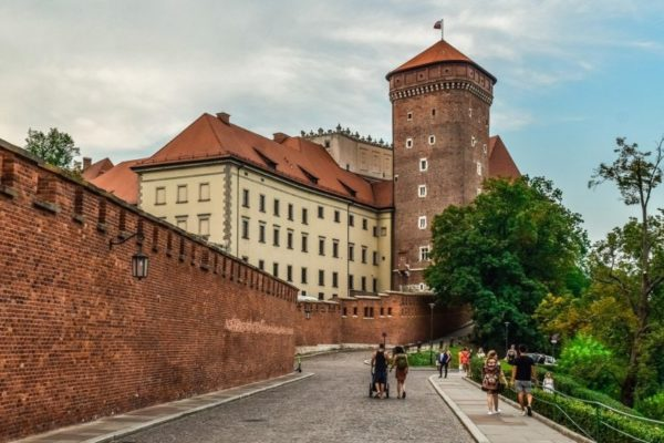 the beauty of warsaw
