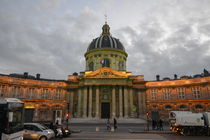 Academie Francaise is an important organisation