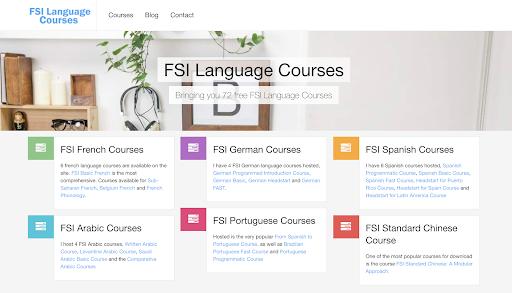 FSI Language Courses