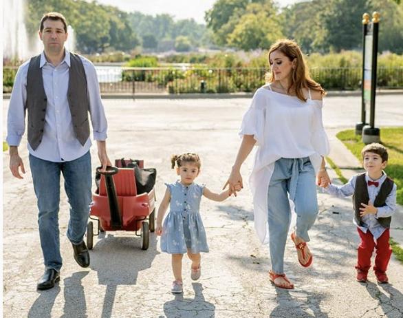 Jonty Yamisha and Family Traveling