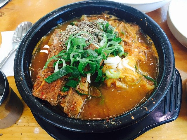 This is the traditional hangover cure after Seoul nightlife