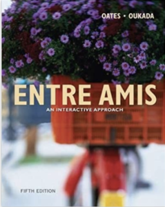 Enter amis is a great french language book