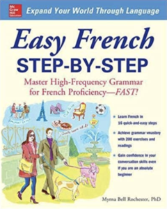 easy french step by step guide book