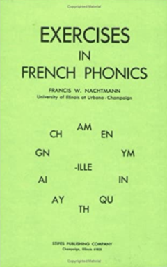 Learn about French pronunciation