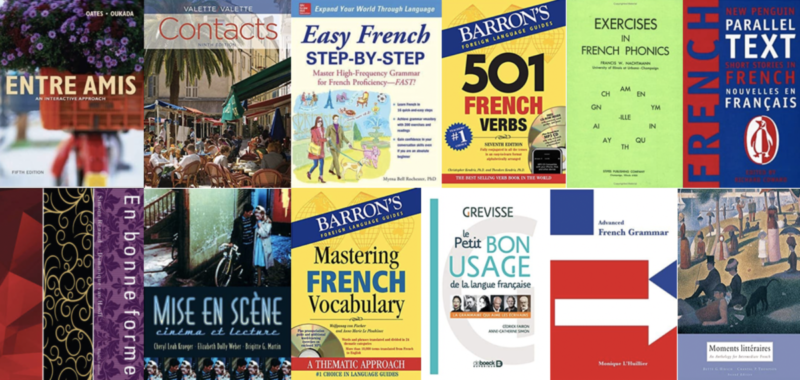The best books and textbooks to learn French for any level