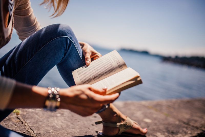 learning a language through reading