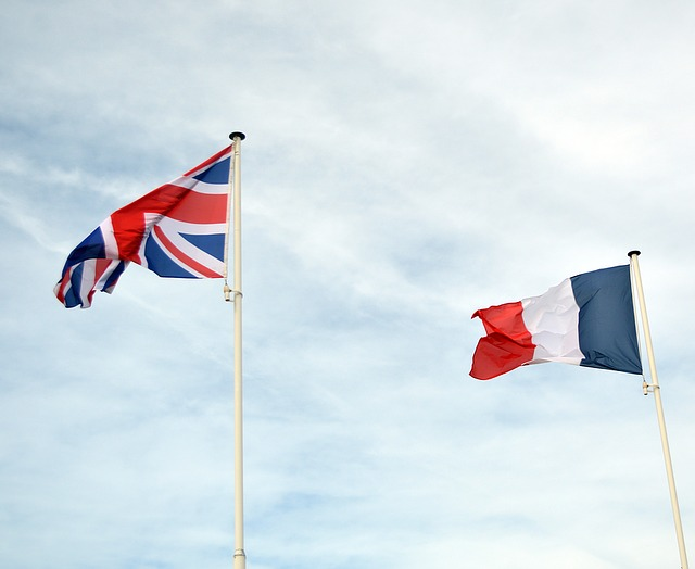 there are plenty of french words used in english every day