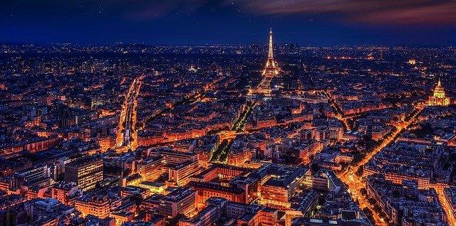 the nightlife in paris is excellent.