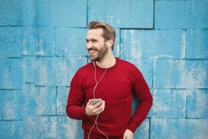 Listen to French podcasts to improve your listening skills