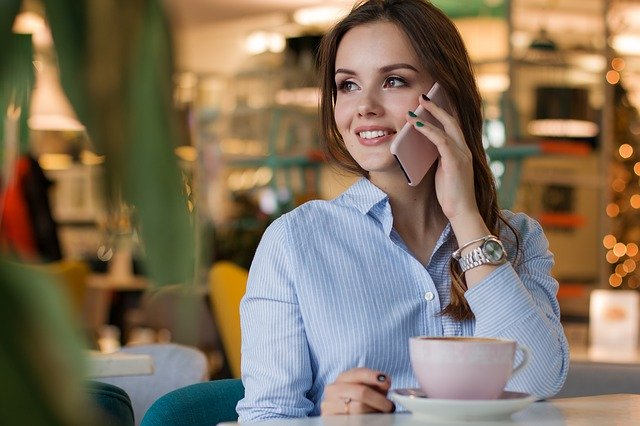 even talking on the phone will improve your skills and make you conversational in korean