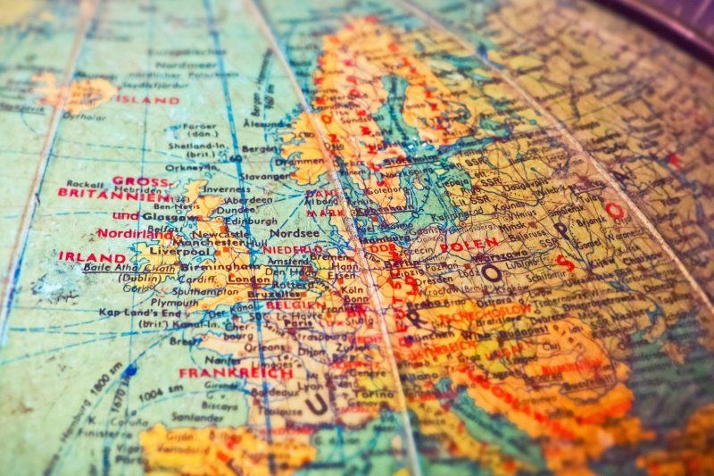 indo-european map of languages