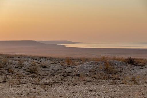 grasslands of kazakhstan