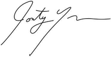 Jonty Yamisha Signature