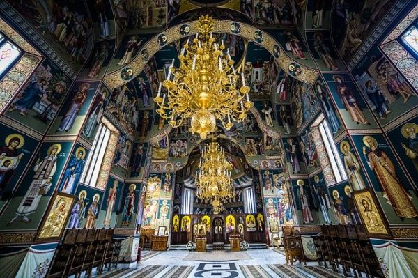 The Old Slavonic Church had a huge impact on the Romanian language