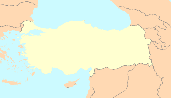 Turkish is the official language of Turkey