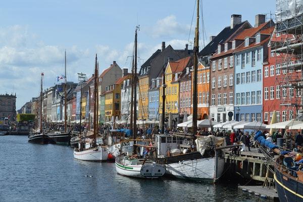 Denmark is beautiful, just like the Danish language