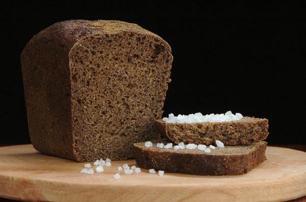 Rye bread is a staple of Icelandic cuisine